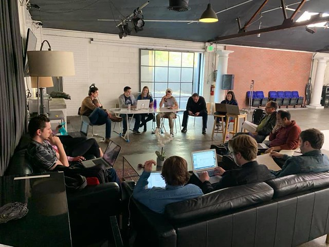 Native Monthly Writers Group - January, 2020