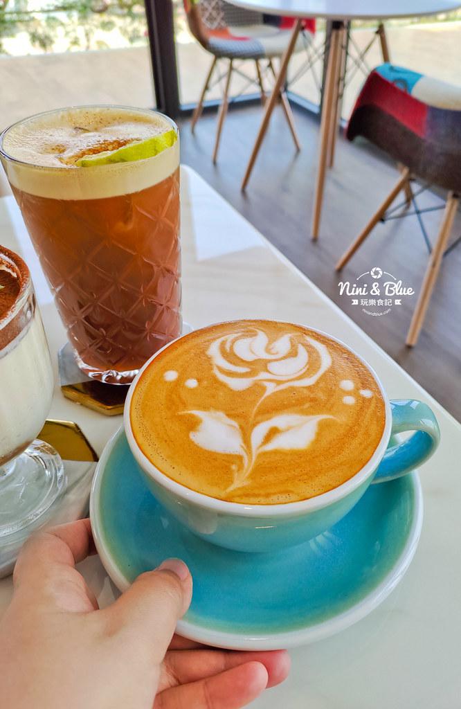 神諭咖啡 大坑咖啡館16