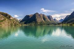 Oppstrynsvatn Lake (Norway)