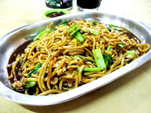 Soon Hock Foochow fried noodles