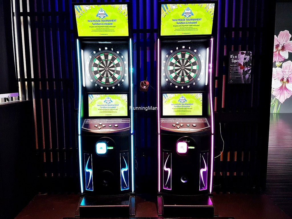 Studio M Hotel 11 - Electronic Dartboards