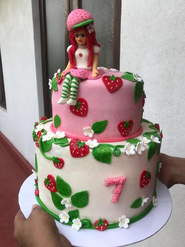Cake by Chethis Cake Decor