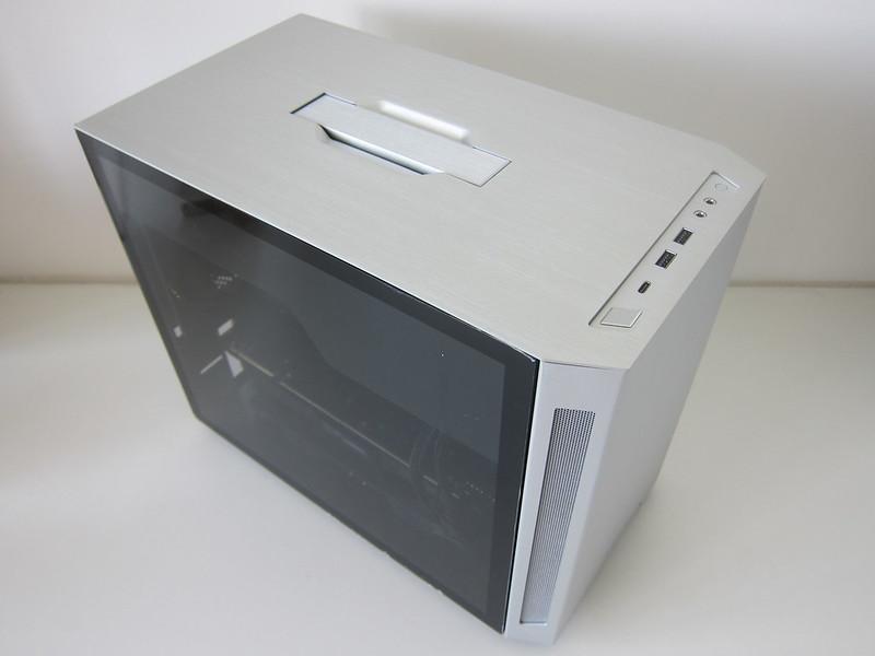 Lian Li TU150 (Silver)