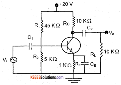 2nd PUC Electronics Previous Year Question Paper March 2017 5