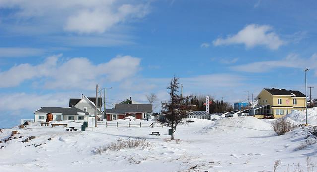 Pointe de Rivière-du-Loup, Qc