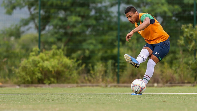 Treino do Fluminense - 29/02/2020