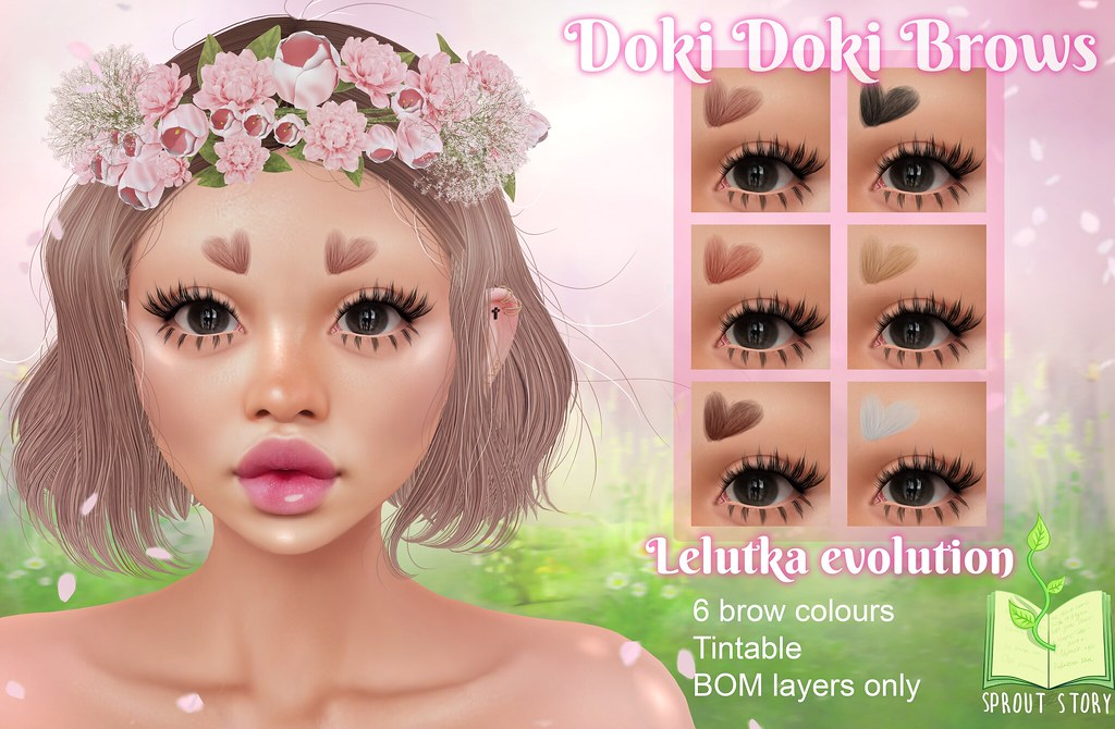 Sprout Story – Doki Doki brows