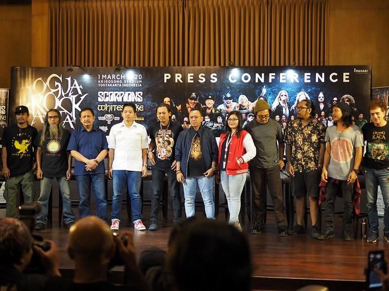 Konser Musik Rock Internasional JogjaROCKarta siap digelar di Stadion Kridosono, Yogyakarta (3)
