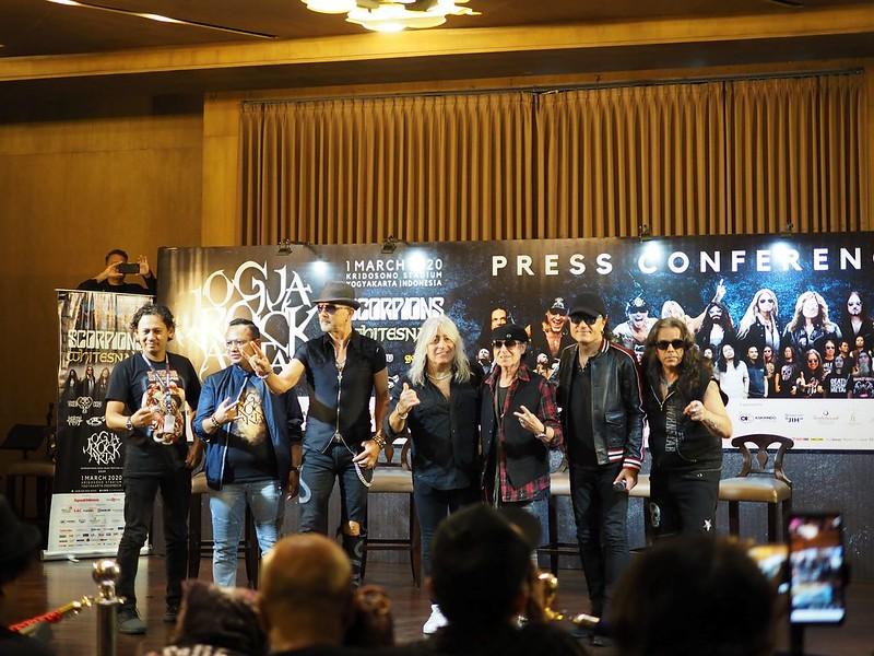 Konser Musik Rock Internasional JogjaROCKarta siap digelar di Stadion Kridosono, Yogyakarta (2)