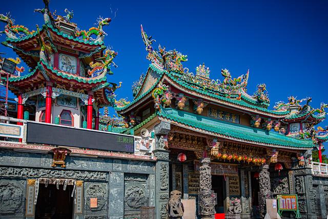 Taiwan Series - Anping Grand Mazu Temple