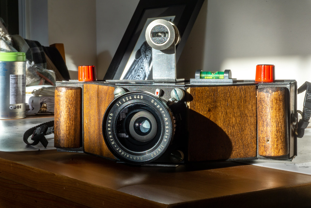Camera Review Blog No. 121 - Revini Labs Six-One-Seven
