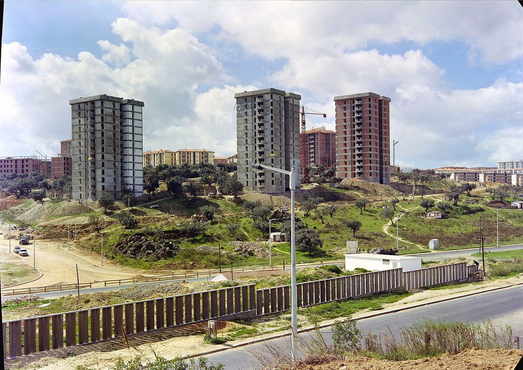 Rua c 2 (Célula C de Olivais Sul), ex-Quinta da Fonte (M. Novais, 196…)