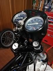 Quadro strumenti Moto Guzzi V50