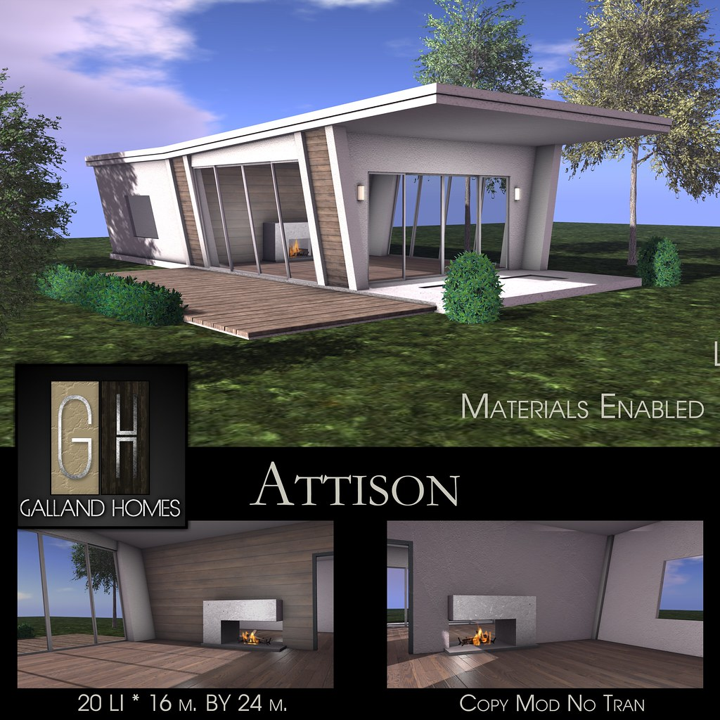The Attison by Galland Homes