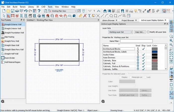 Download Chief Architect Premier X12 v22.1.1.1 x64 full license forever