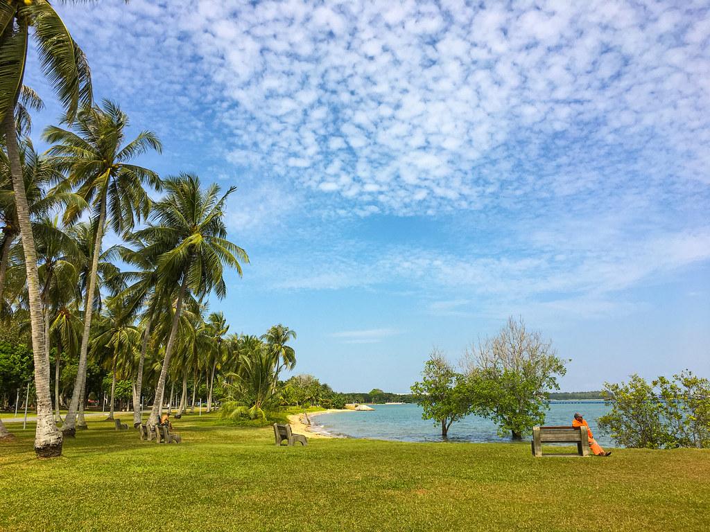 Pasir Ris Beach