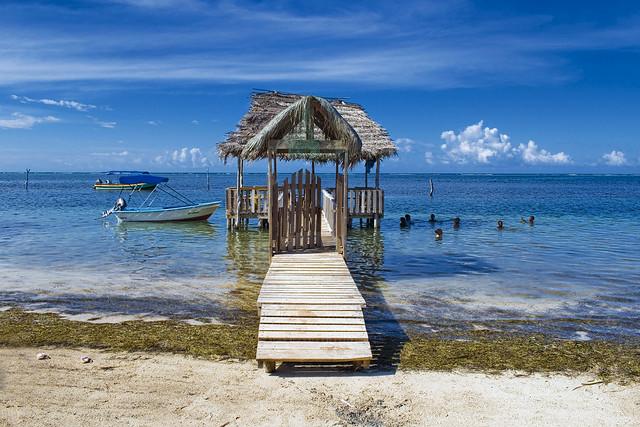 Island of Roatan, Bay Islands, Honduras, Central America