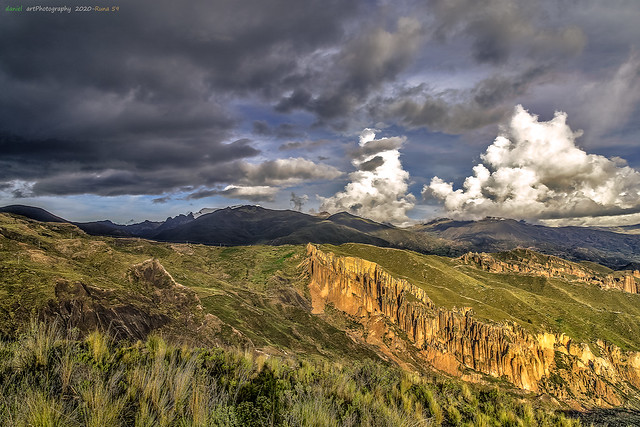 Cabeceras del cañón de Palca (Explored)