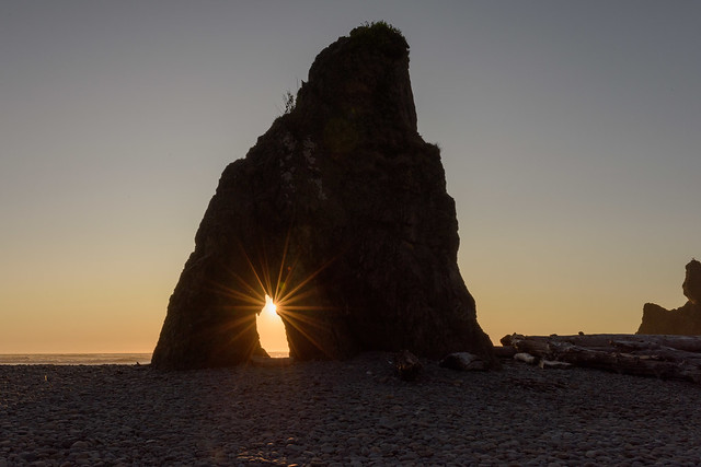 Ruby Beach Sunstar