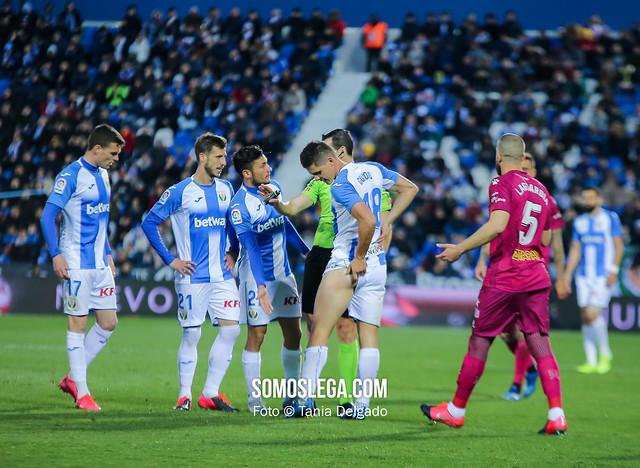 CD. Leganés (1-1) Alavés