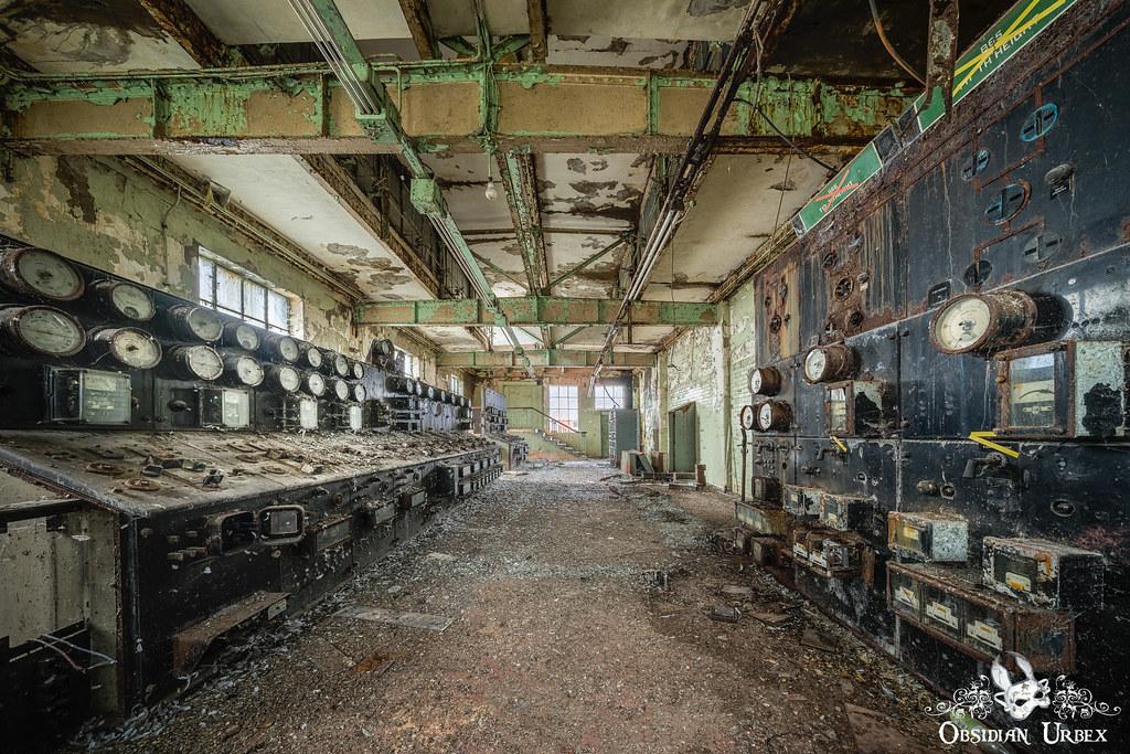 Agecroft A Primary Substation, England