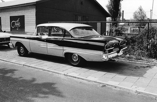 Ford Custom 300 Fordor Sedan 1958