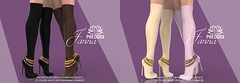 "Phedora for Uber ~ ""Janna"" Boots ♥"