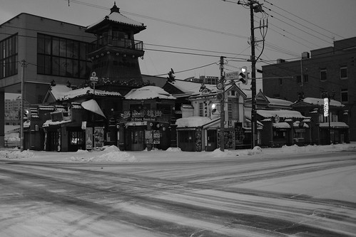 01-03-2020 Otaru in early morning (18)