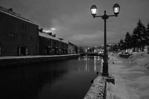 01-03-2020 Otaru in early morning (8)