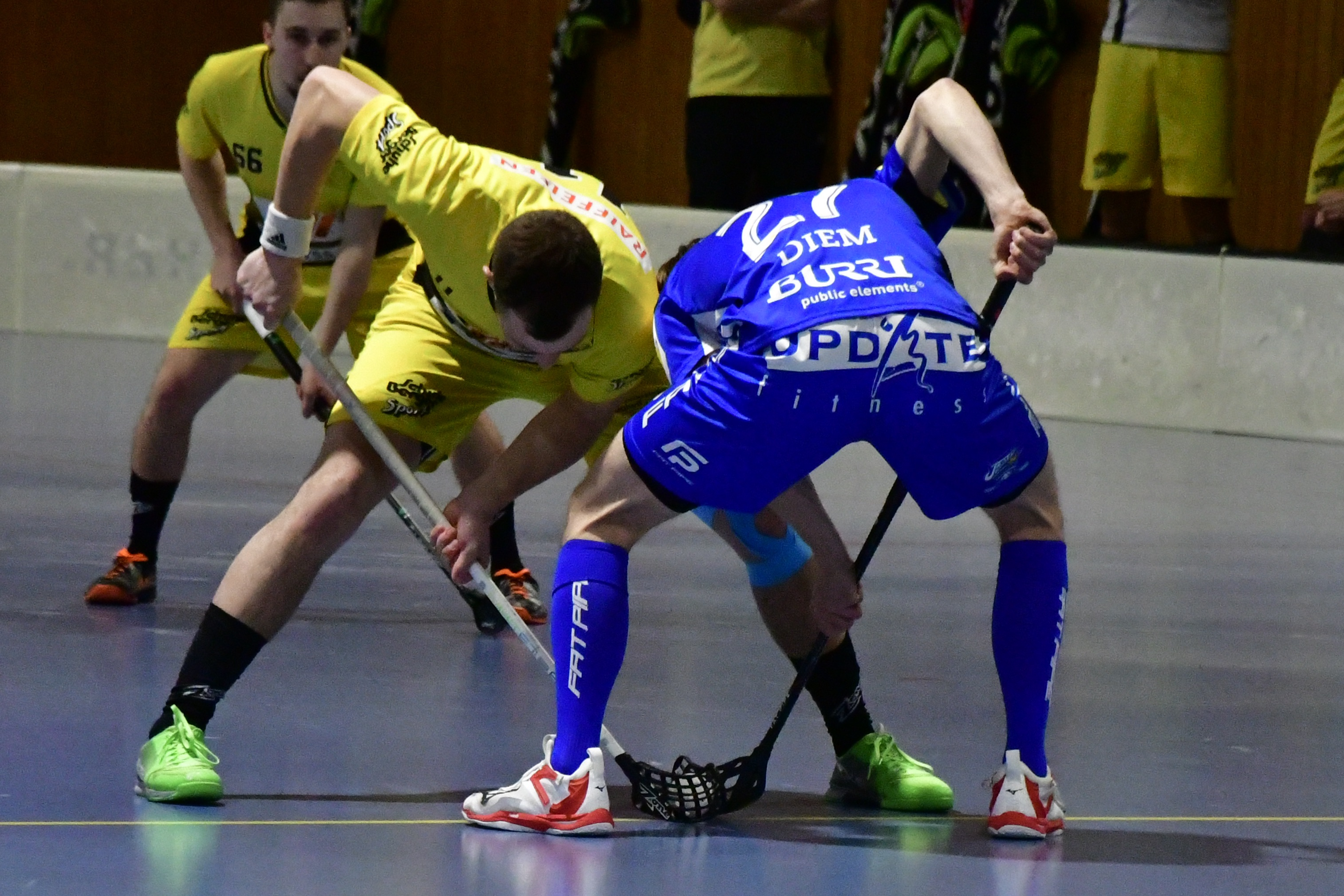 Herren l - Kloten-Dietlikon Jets, NLB Playoff, 1/4 Final, Spiel 4, Saison 2019/20