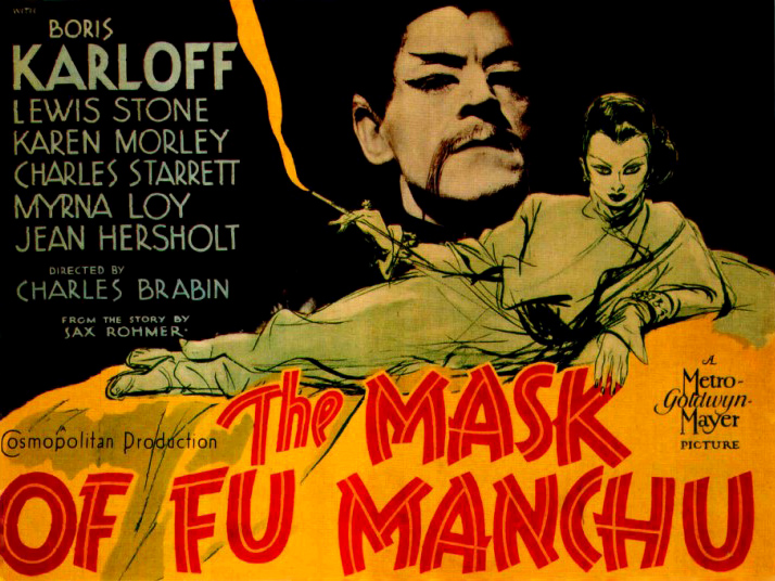 Affiche du film Le masque d'or (1932)