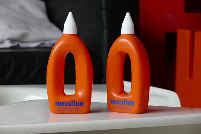 Flushing bottle Travallor from Hakawerk in Waldenbuch, Germany …