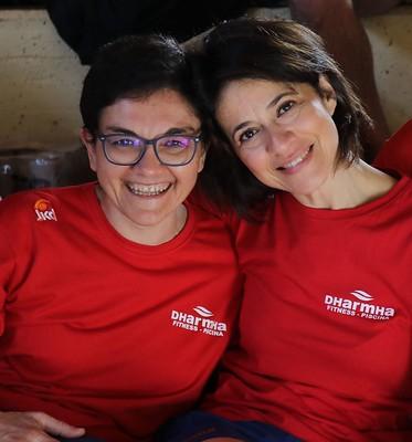 Lucilla Pavone e Marina Orfino