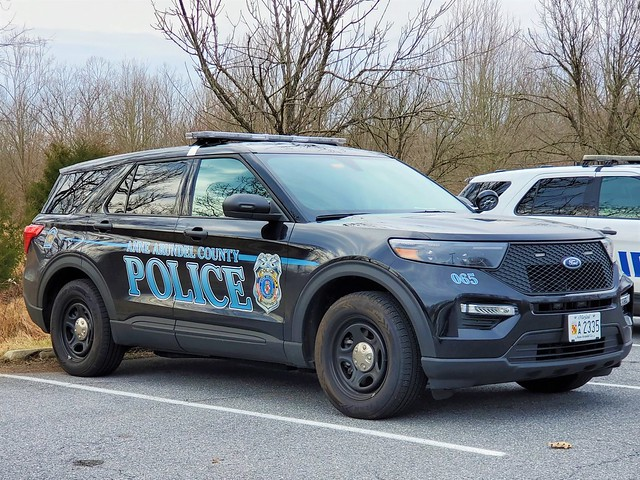 Anne Arundel County Police, MD