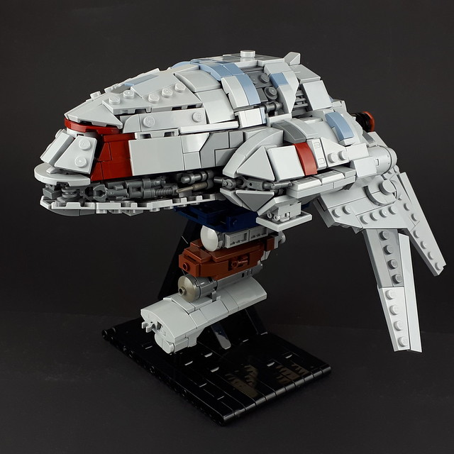 Lego Star Wars: Assault Frigate Mark II