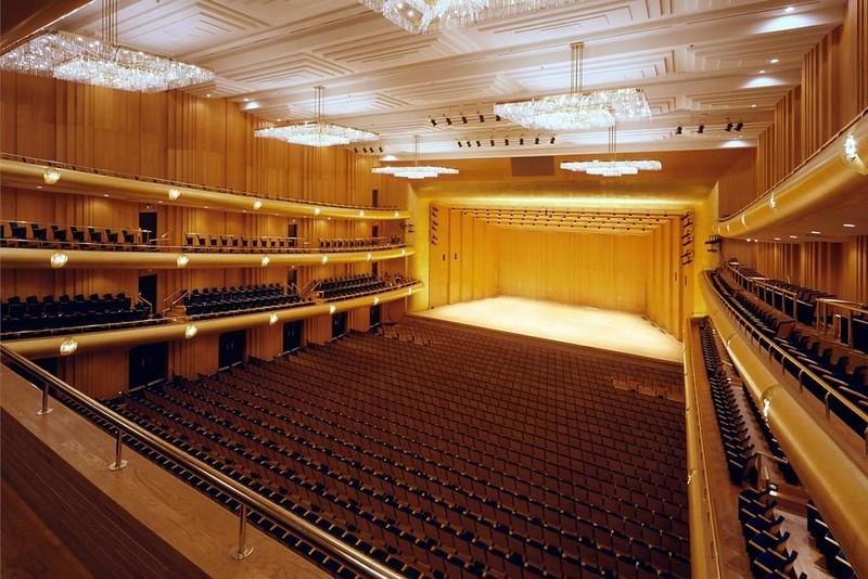 Abravanel Hall - Salt Lake City, UT