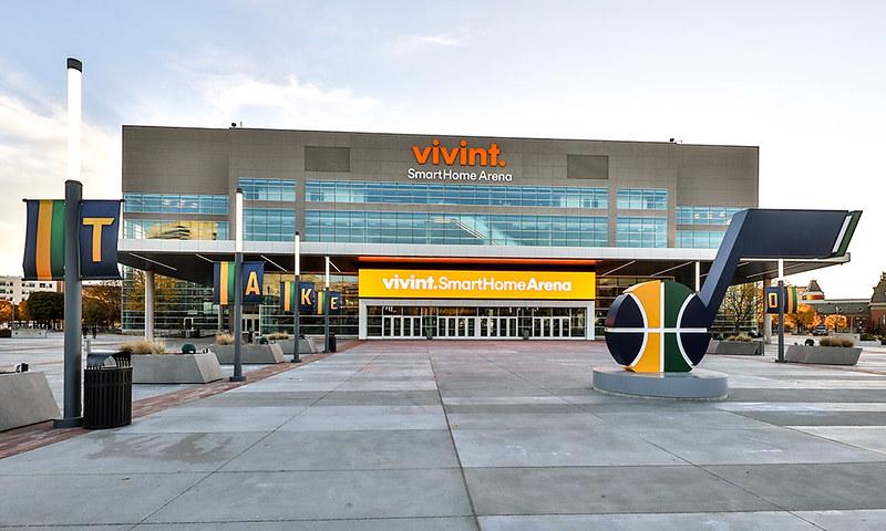 Vivint Smart Home Arena - Salt Lake City, UT