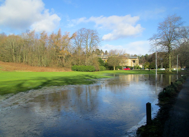 Balbirnie floods, Fife