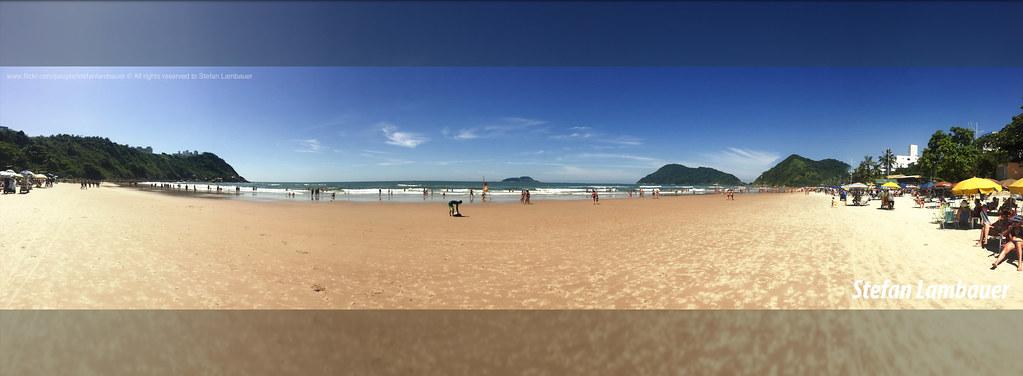 Praia do Tombo - 180º