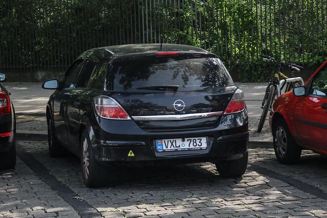 Moldova - Opel Astra