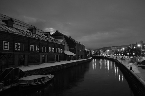 01-03-2020 Otaru in early morning (6)