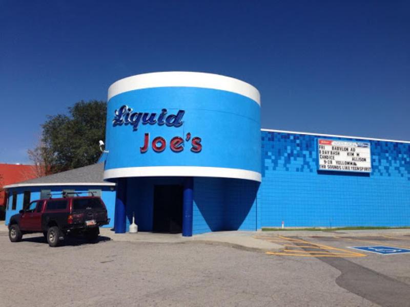 Liquid Joe's - Salt Lake City, UT