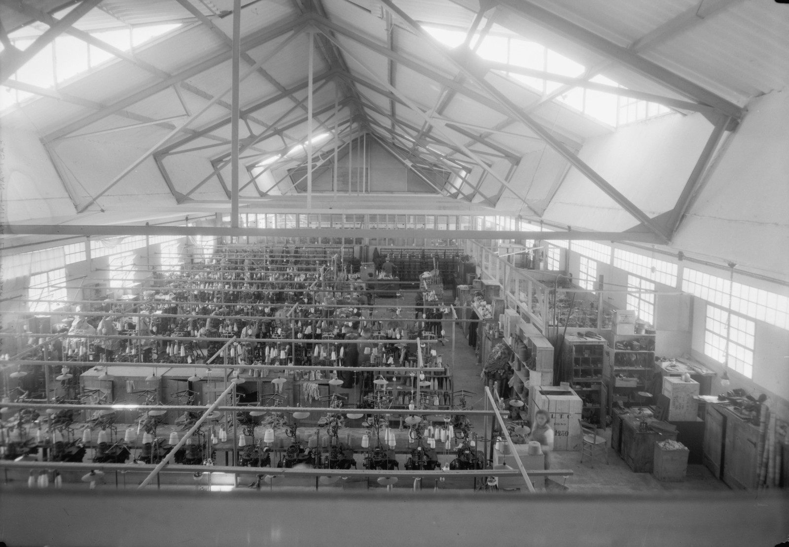 07. Отдел вязания носков и чулок