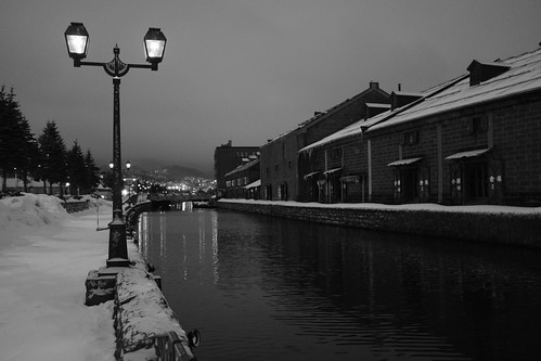 01-03-2020 Otaru in early morning (14)