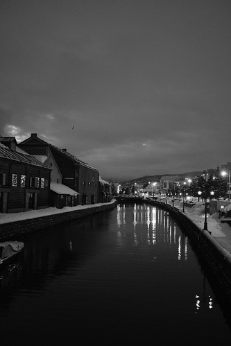 01-03-2020 Otaru in early morning (7)