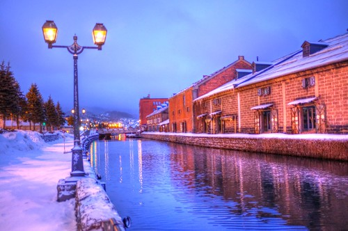 01-03-2020 Otaru in early morning (4)