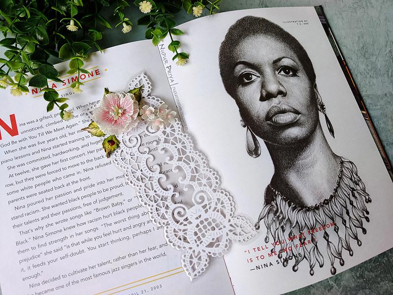 Lacy Floral Bookmark_Nupur Priya_04