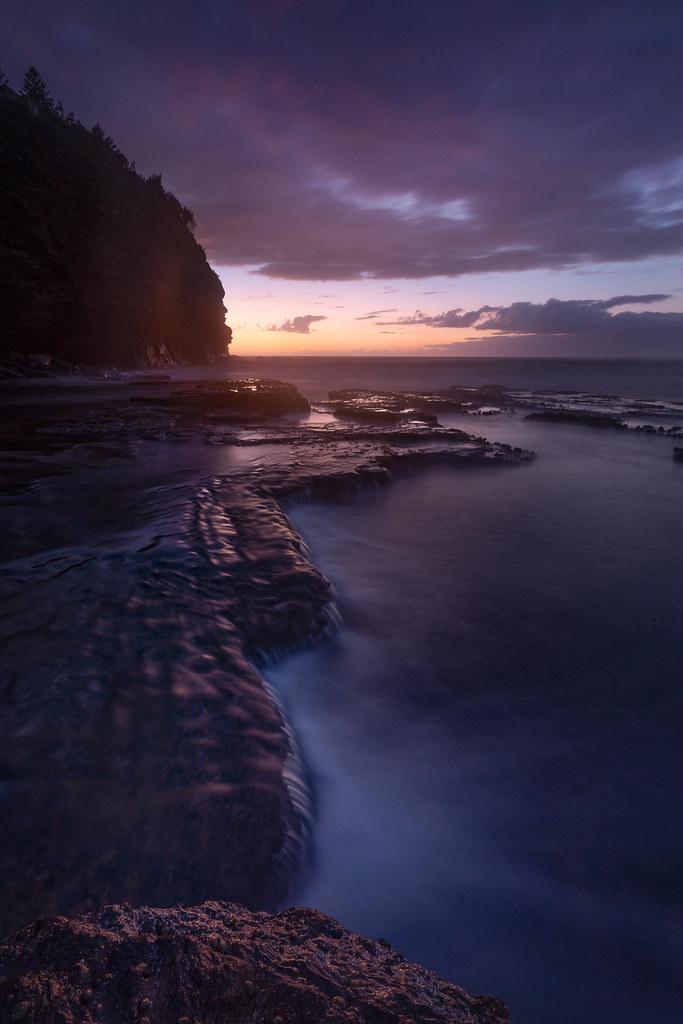 Bilgola Beach Sunrise 1