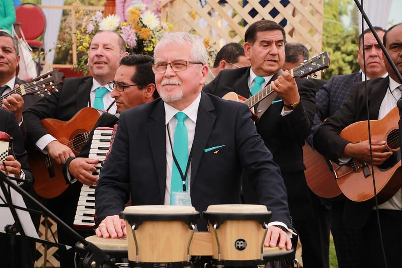 Coro Levítico se presenta en Culto de Clausura de la 111° Conferencia