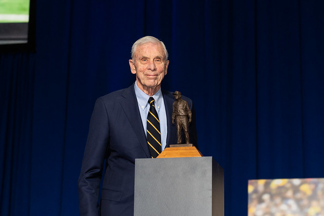 2019 Michigan football President Gerald R. Ford Lifetime Impact Award